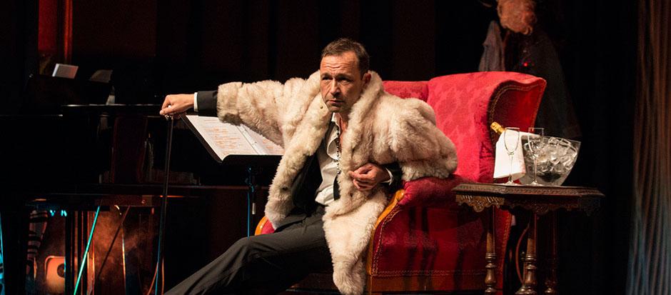 Gerald Votava im Stadtsaal